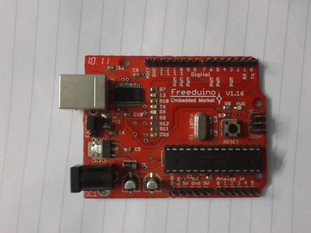 How to Connect ADXL335 Accelerometer sensor with Arduino