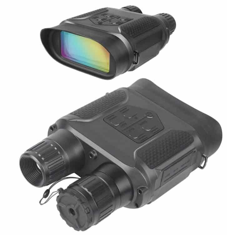 11 Of The Best Night Vision Scope To Buy in 2021 - Reviewed