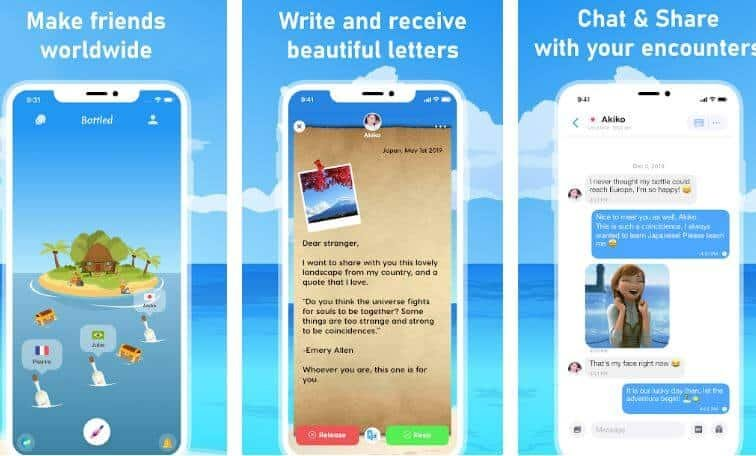 9 Of The Best Pen Pal Apps For Android & iOS