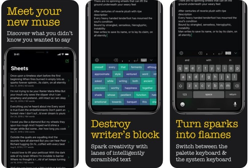 15 Of The Best Songwriting Apps To Enhance Your Lyrics
