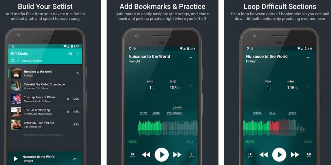 Slow Down Music Apps
