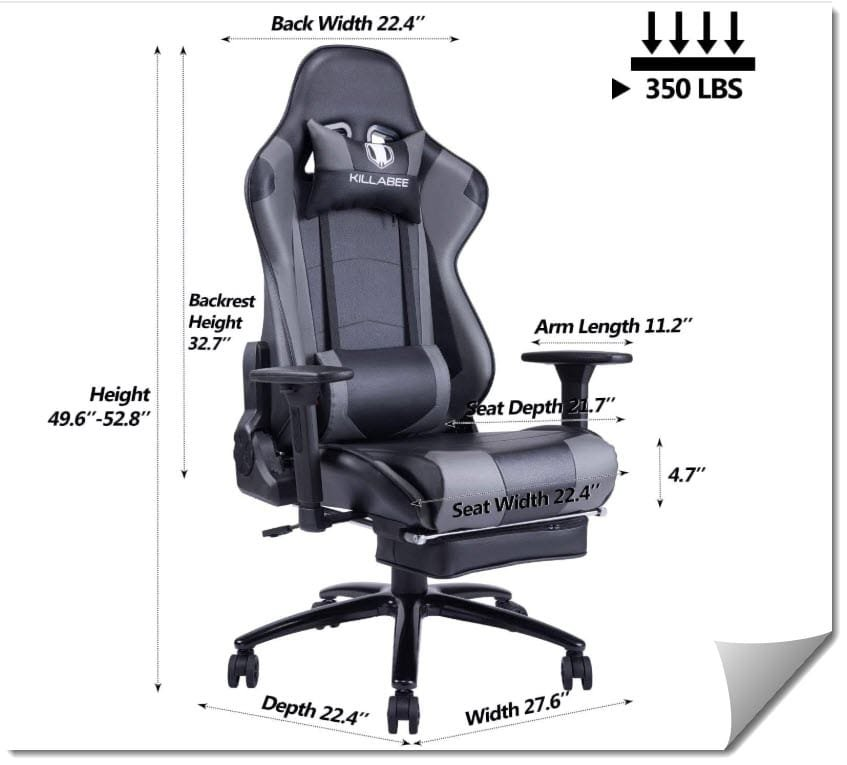 Best Big and Tall Gaming Chair