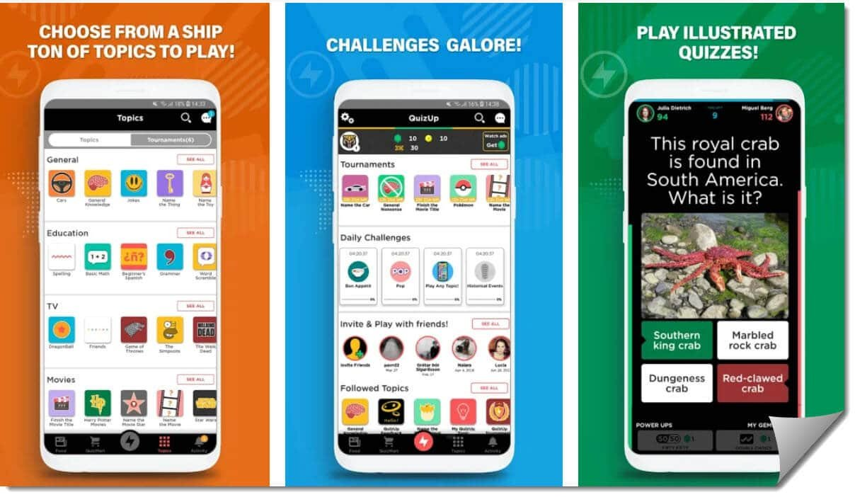 15 Of The Best General Knowledge Quiz Apps For Your Phone