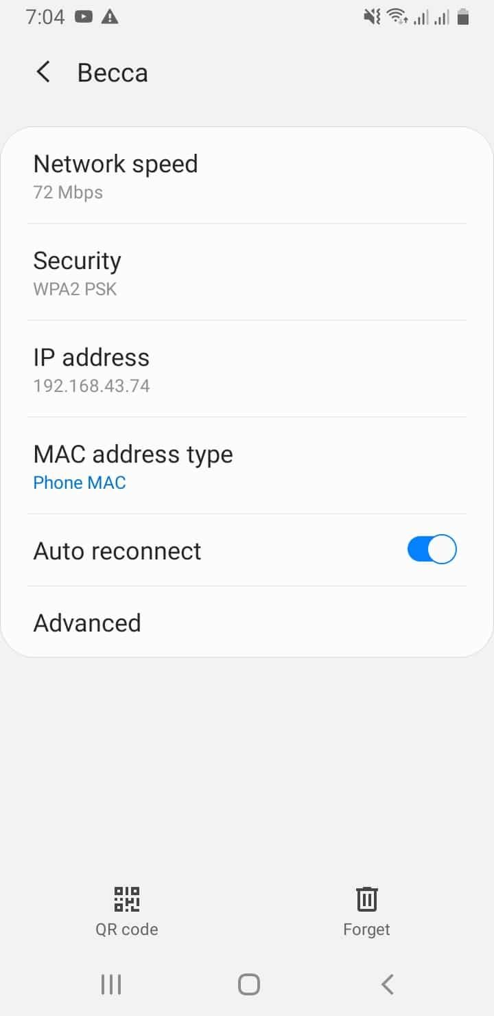 How to Know Connected WiFi on Mobile Devices