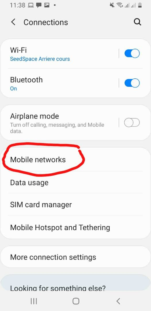 17 Ways To Resolve Mobile Network Not Available Issue