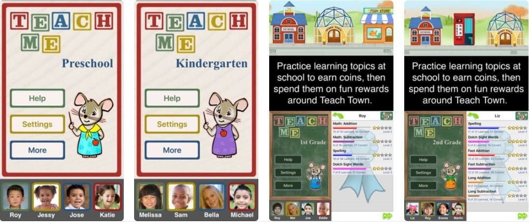 9 Of The Best Reading Apps For Kids in 2021