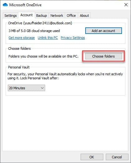 11 Possiable Fixes of OneDrive Not Syncing Issue