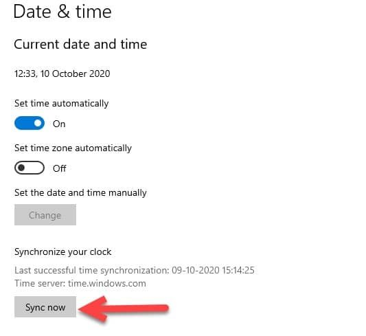 Step-By-Step Guide To Fix 0x8024001e Error on Windows 10