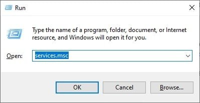 Windows can't communicate with the device or resources