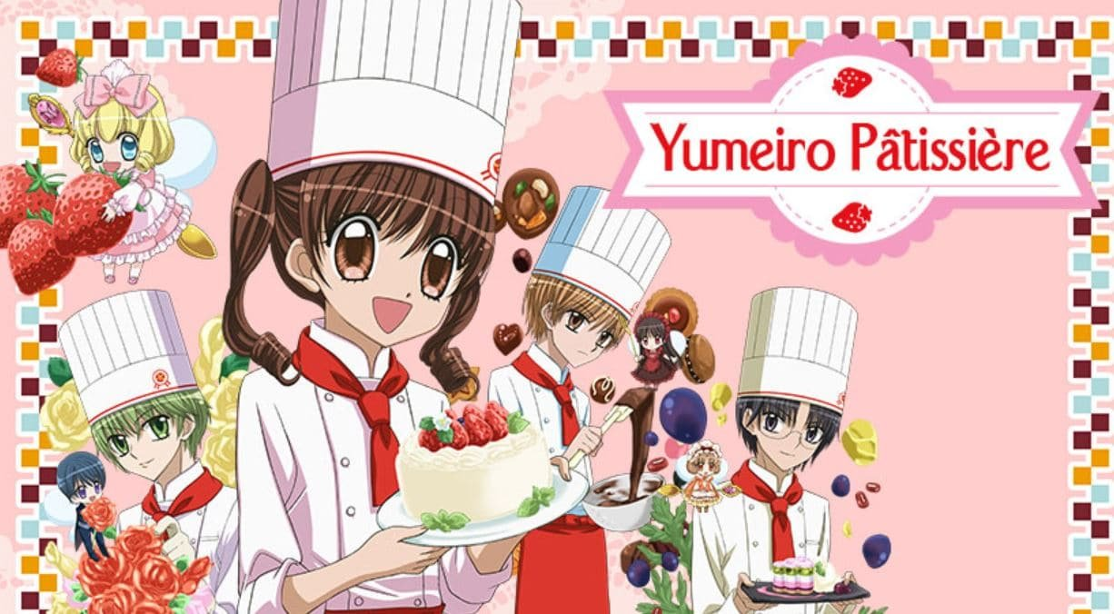 Best Cooking Anime Shows
