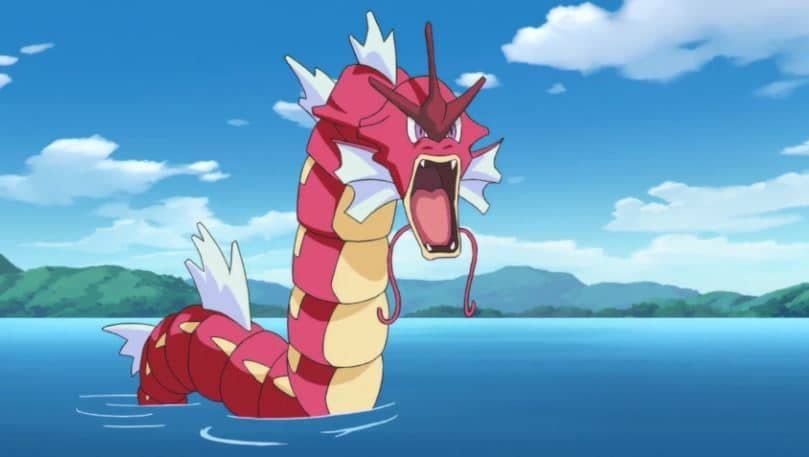 Best Water Type Pokemon of All Time
