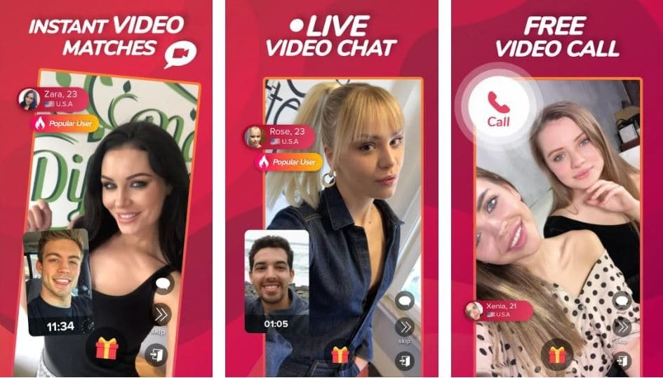 Best Video Chat App With Strangers