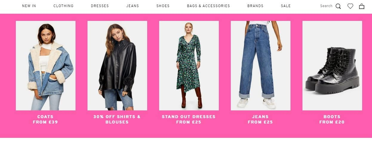 15 Stores like Asos To Refresh Your Wardrobe