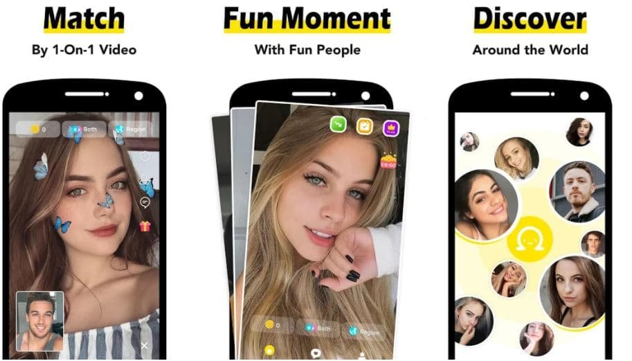 Best Video Chat App With Strangers 7
