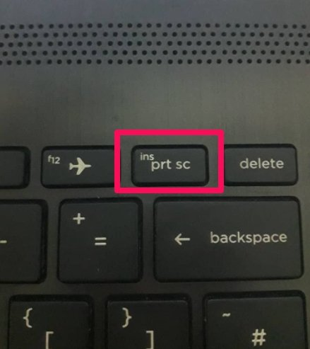How To Take A Screenshot On Asus Laptop